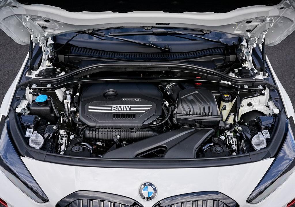 2021 Yeni BMW 128ti Motoru
