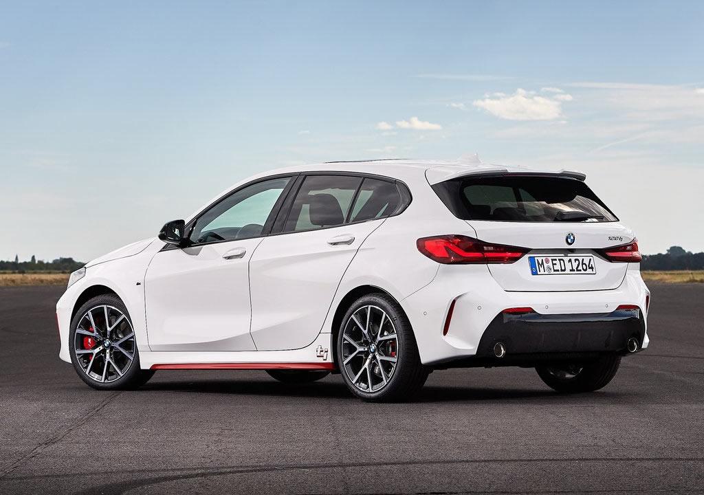 265 PS'lik 2021 Yeni BMW 128ti