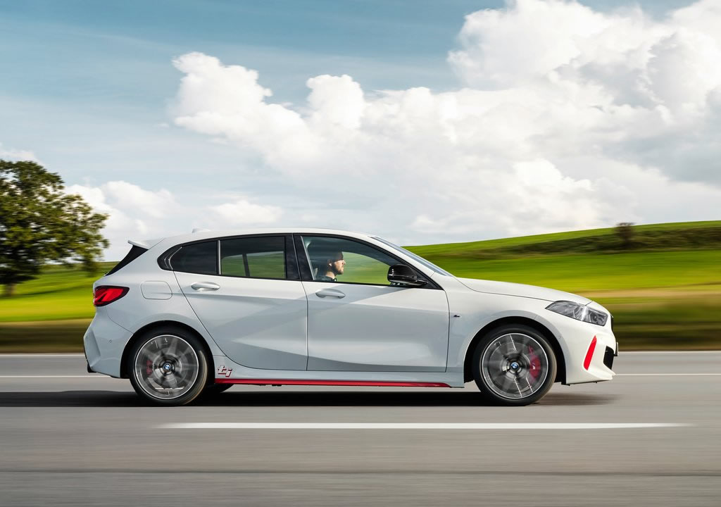 2021 Yeni BMW 128ti