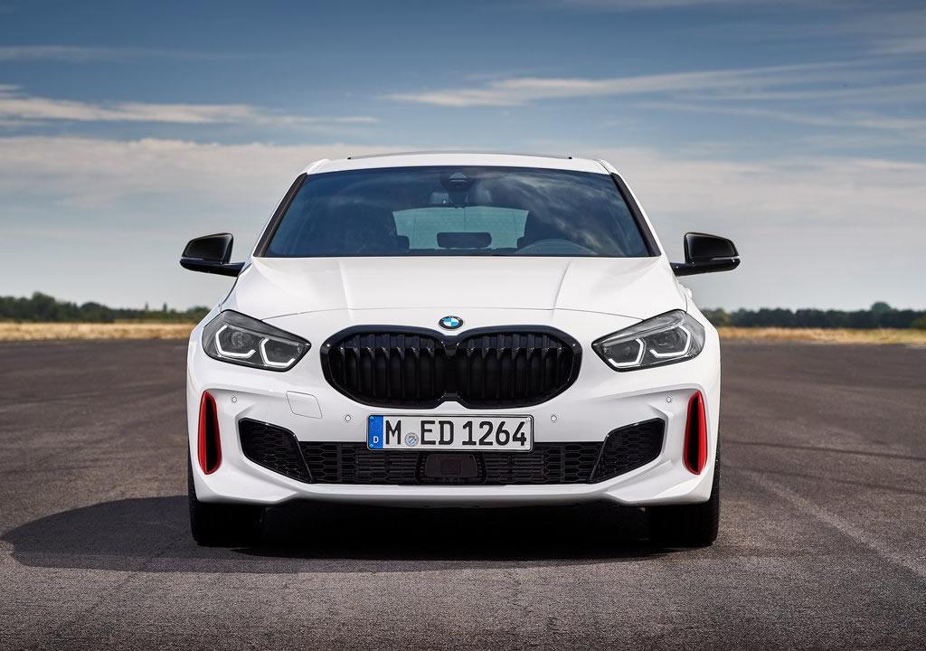 2021 Yeni BMW 128ti Fotoğrafları