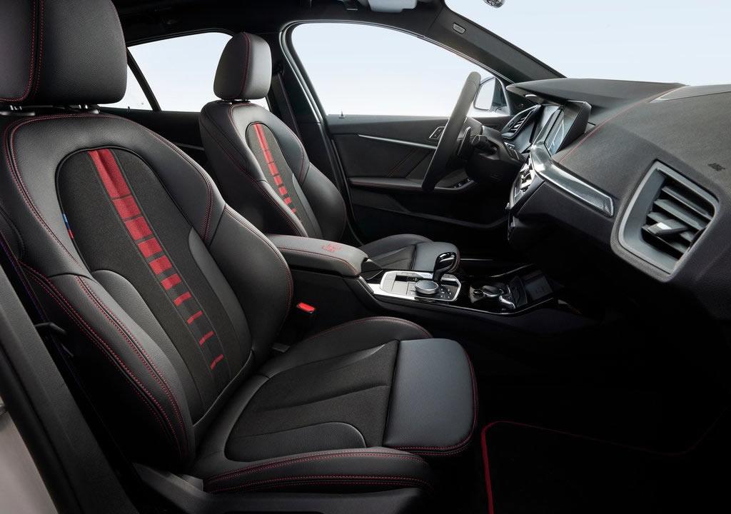 2021 Yeni BMW 128ti İçi