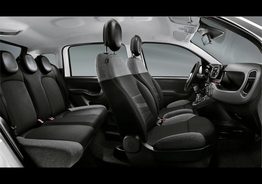 Makyajlı 2021 Fiat Panda