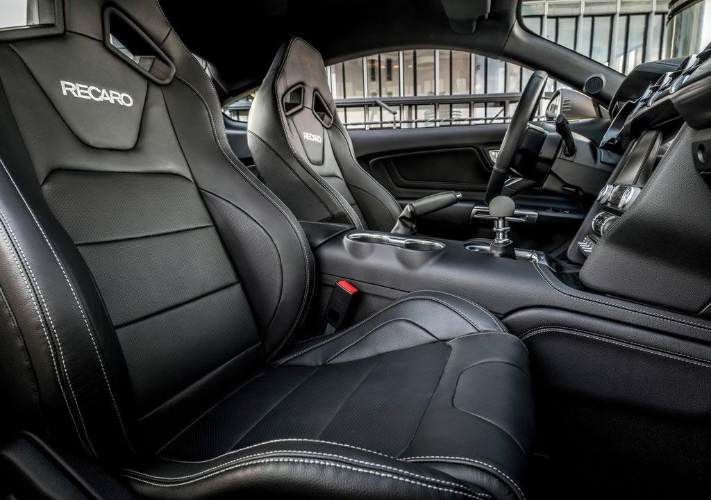 2021 Yeni Ford Mustang Mach 1 Donanımları