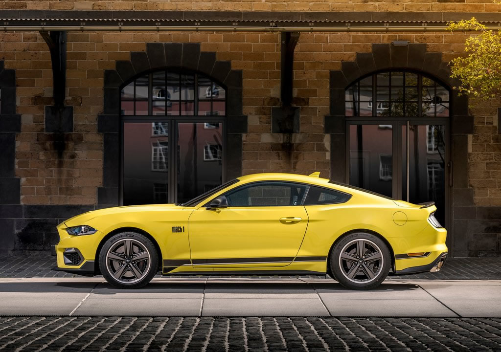 2021 Yeni Ford Mustang Mach 1 Avrupa Versiyonu