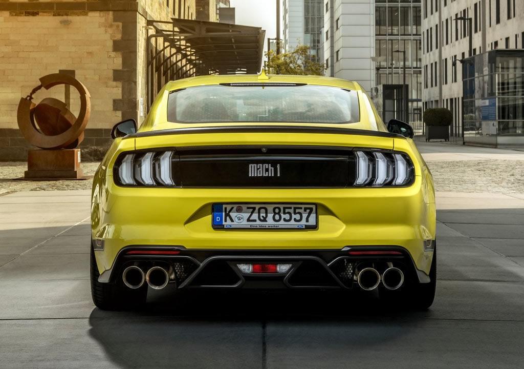 2021 Yeni Ford Mustang Mach 1 Kaç Beygir?