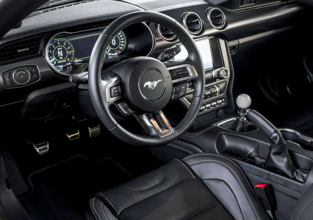 2021 Yeni Ford Mustang Mach 1 Kokpiti
