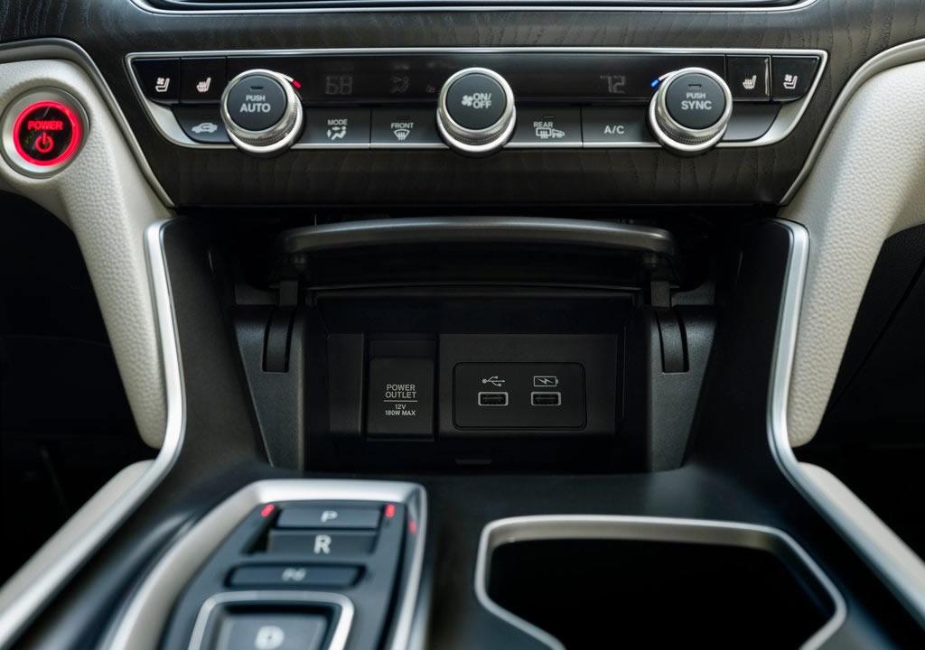 2021 Yeni Honda Accord Hibrit