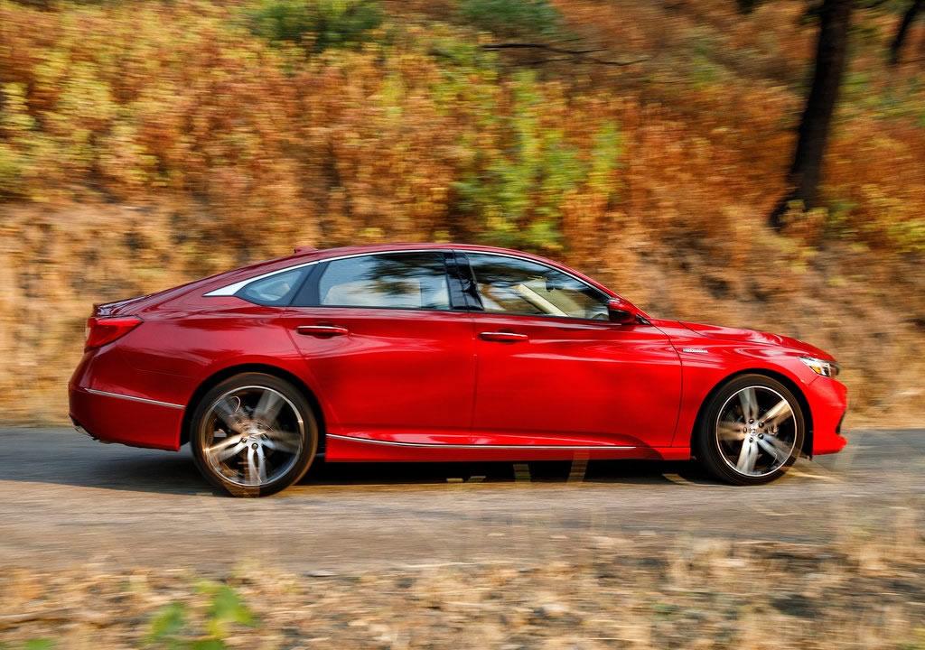 2021 Yeni Honda Accord Hybrid