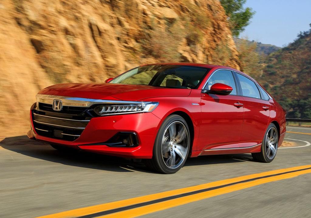 2021 Yeni Honda Accord Hybrid Menzili
