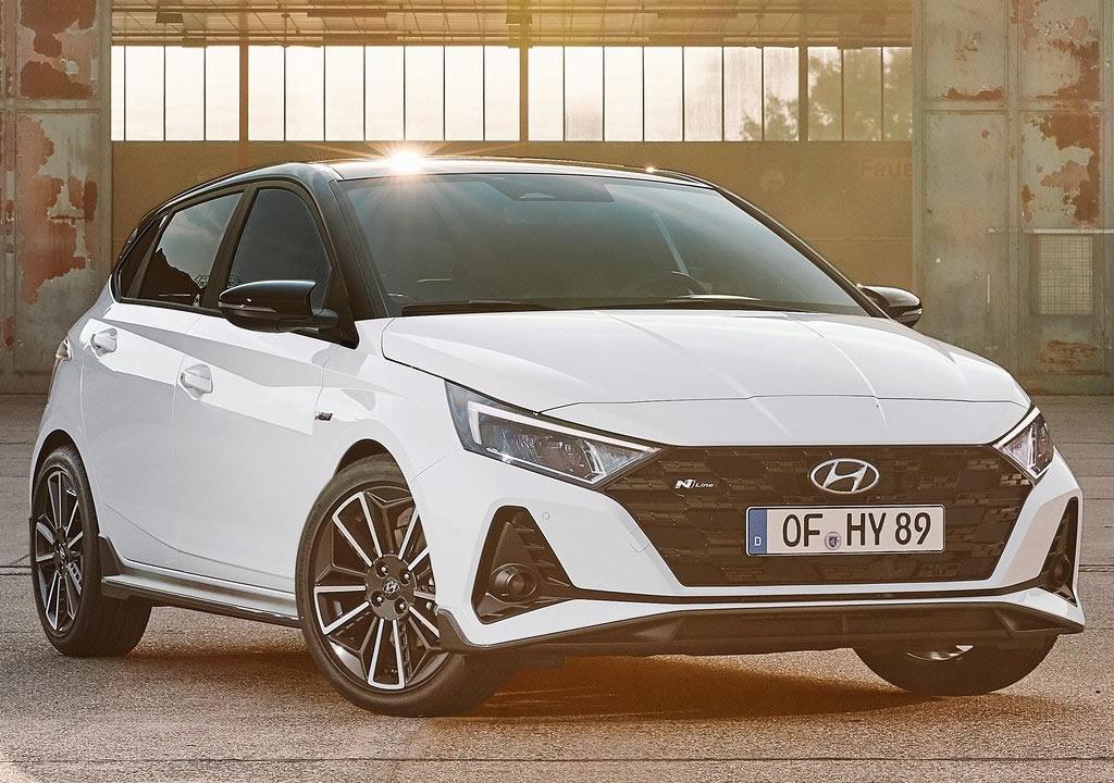 2021 Yeni Hyundai İ20 N Line
