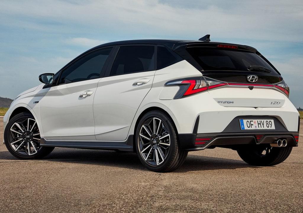 2021 Yeni Hyundai İ20 N Line Özellikleri