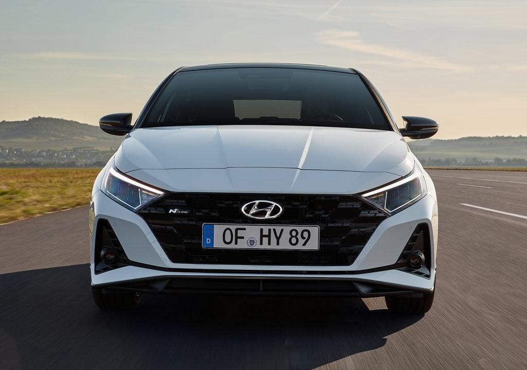 2021 Yeni Hyundai İ20 N Line Teknik Özellikleri