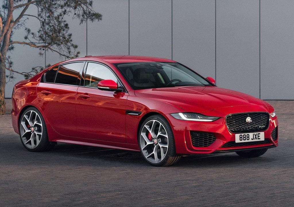 2021 Yeni Jaguar XE Özellikleri