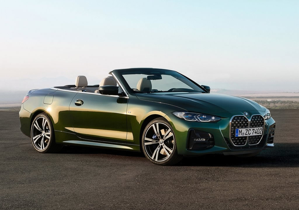 2021 Yeni Kasa BMW 4 Serisi Cabriolet Özellikleri