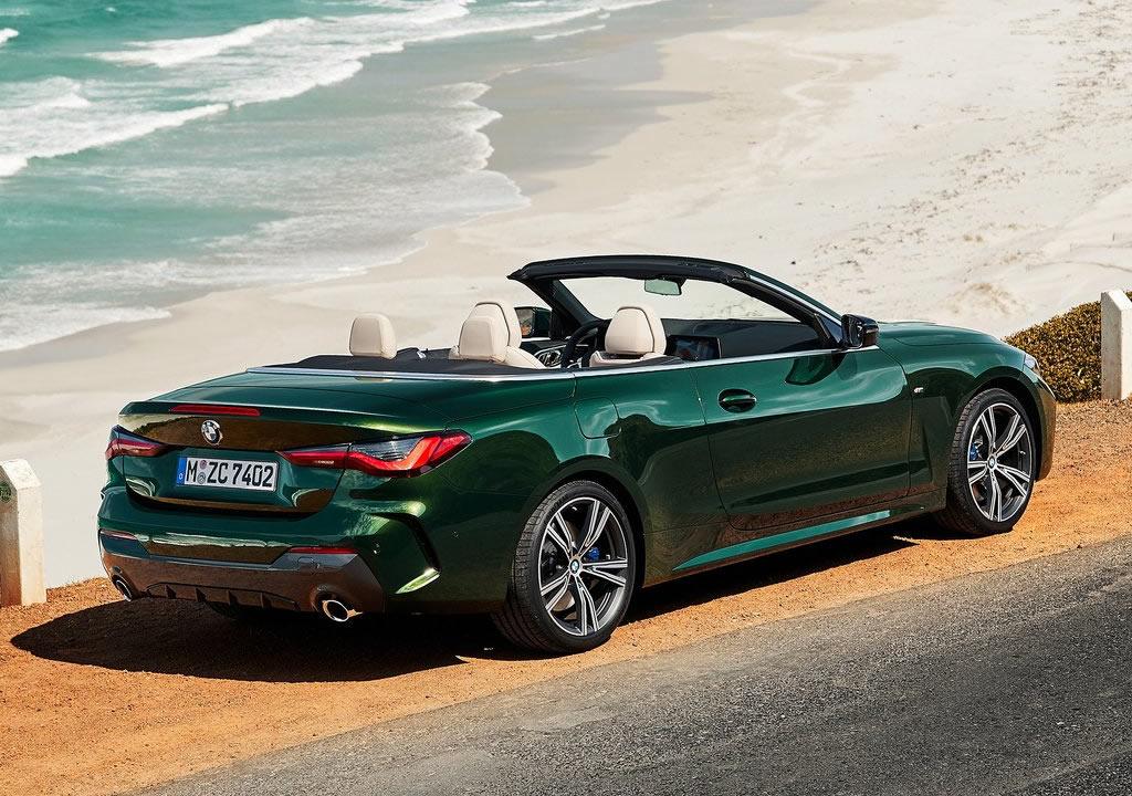 2021 Yeni Kasa BMW 4 Serisi Cabriolet Teknik Özellikleri