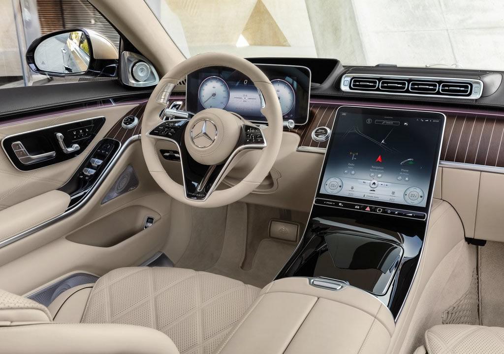 2021 Yeni Mercedes-Maybach S-Serisi Donanım