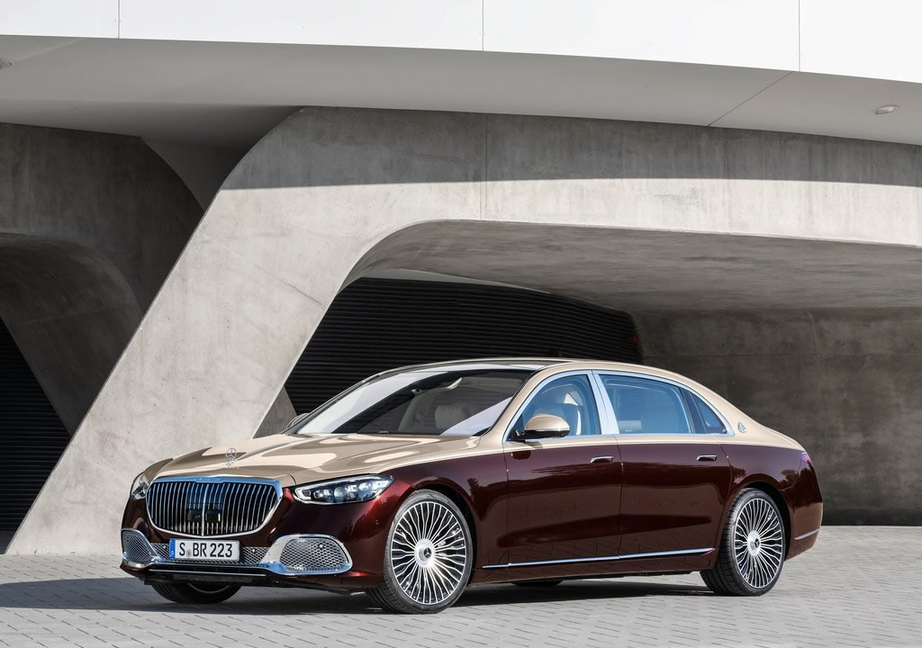 2021 Yeni Mercedes-Maybach S-Serisi Teknik Verileri