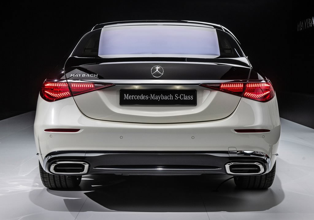 2021 Yeni Mercedes-Maybach S-Serisi Ne Zaman?