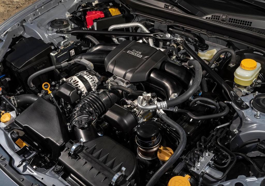 2022 Yeni Kasa Subaru BRZ Motoru