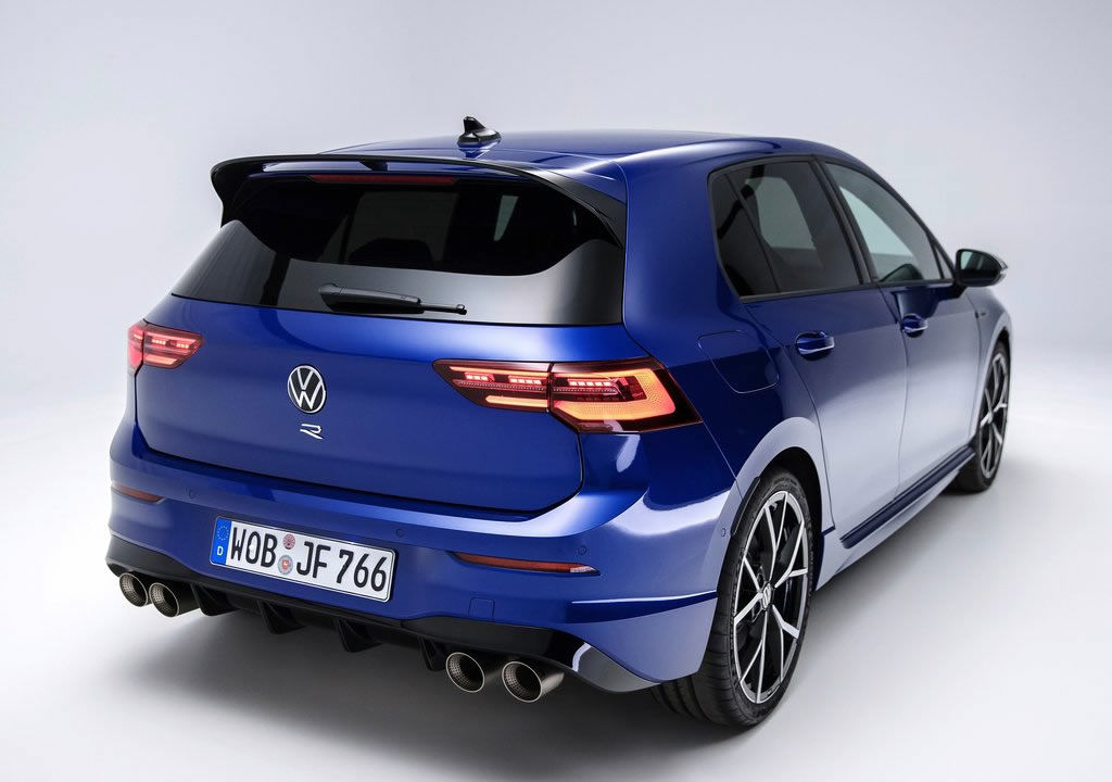 2022 Yeni Volkswagen Golf 8 R