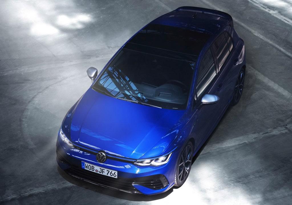 2022 Yeni Kasa Volkswagen Golf R ABD Versiyonu