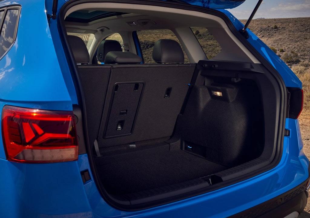 2022 Yeni Volkswagen Taos Bagaj Alanı