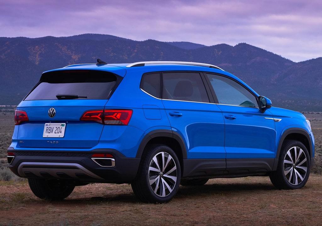 2022 Yeni Volkswagen Taos Teknik Özellikleri