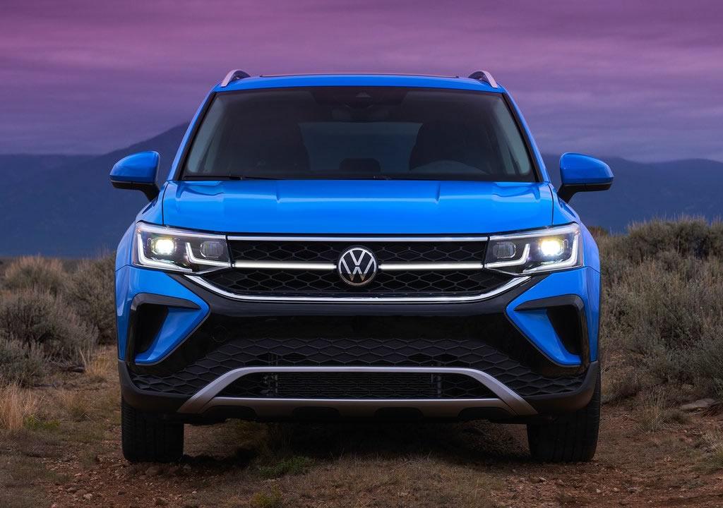 2022 Yeni Volkswagen Taos Donanımları