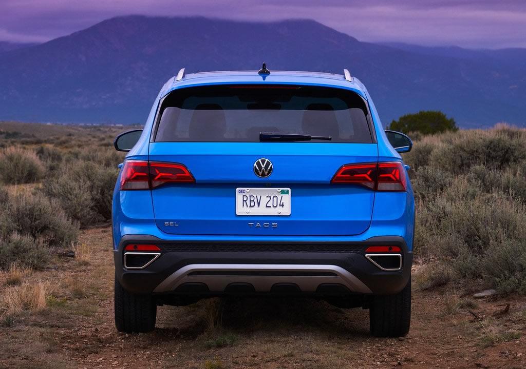 2022 Yeni Volkswagen Taos Fotoğrafları