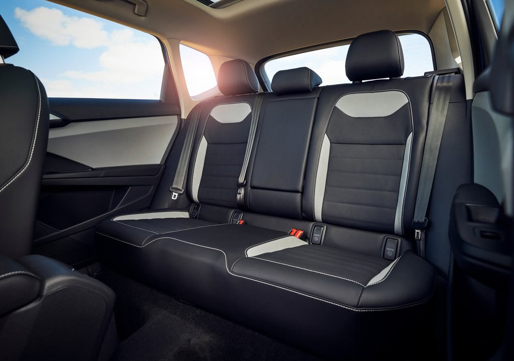 2022 Yeni Volkswagen Taos Arkası