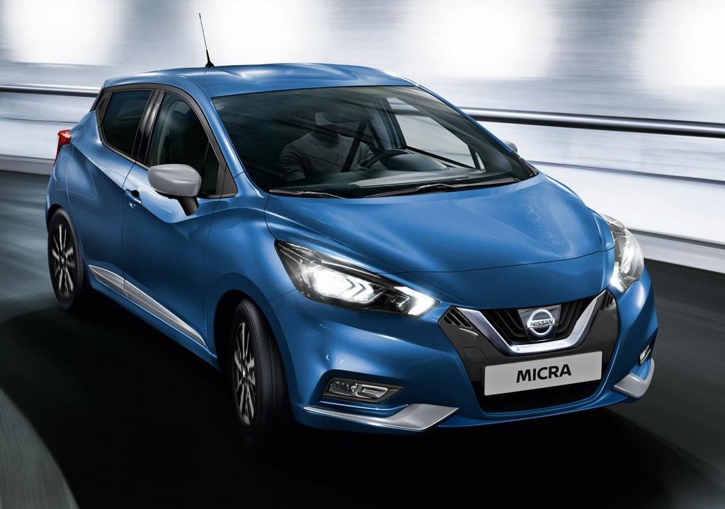 Makyajlı 2021 Nissan Micra