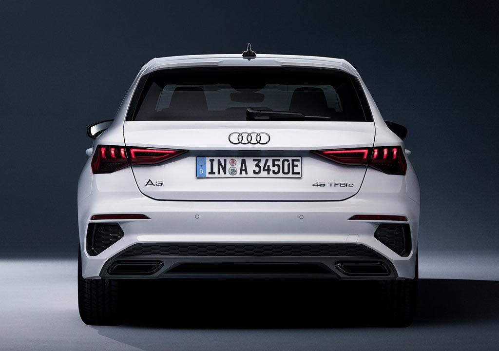 2021 Audi A3 Sportback 45 TFSI e Kaç Beygir?