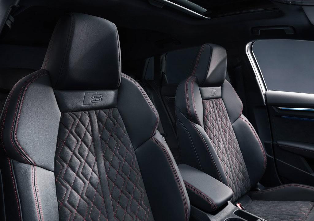 2021 Audi A3 Sportback 45 TFSI e İçi