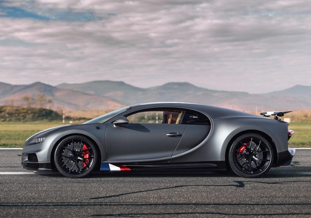 2021 Yeni Bugatti Chiron Sport Les Legendes du Ciel