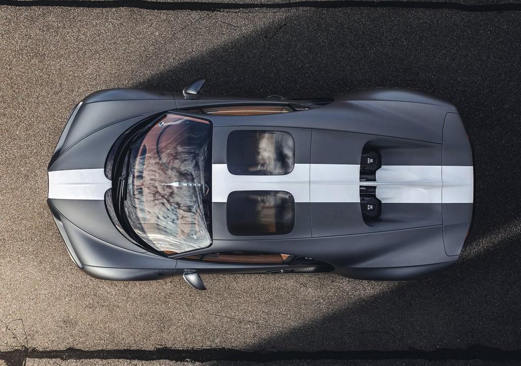 Yeni Bugatti Chiron Sport Les Legendes du Ciel Teknik Özellikleri