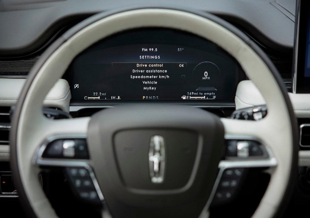 2021 Lincoln Nautilus Kaç Beygir?