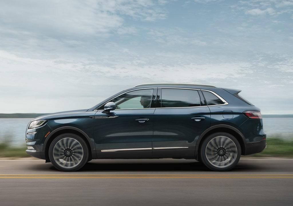 2021 Yeni Lincoln Nautilus