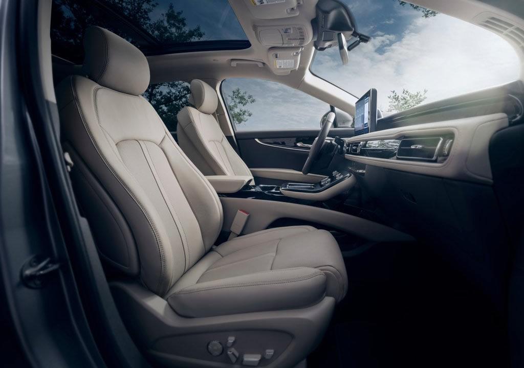 2021 Lincoln Nautilus Türkiye