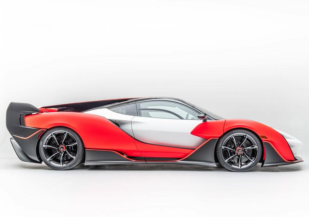 2021 McLaren Sabre by MSO Özellikleri