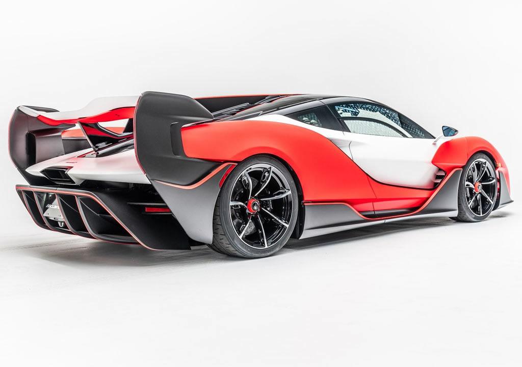 2021 McLaren Sabre by MSO Teknik Özellikleri