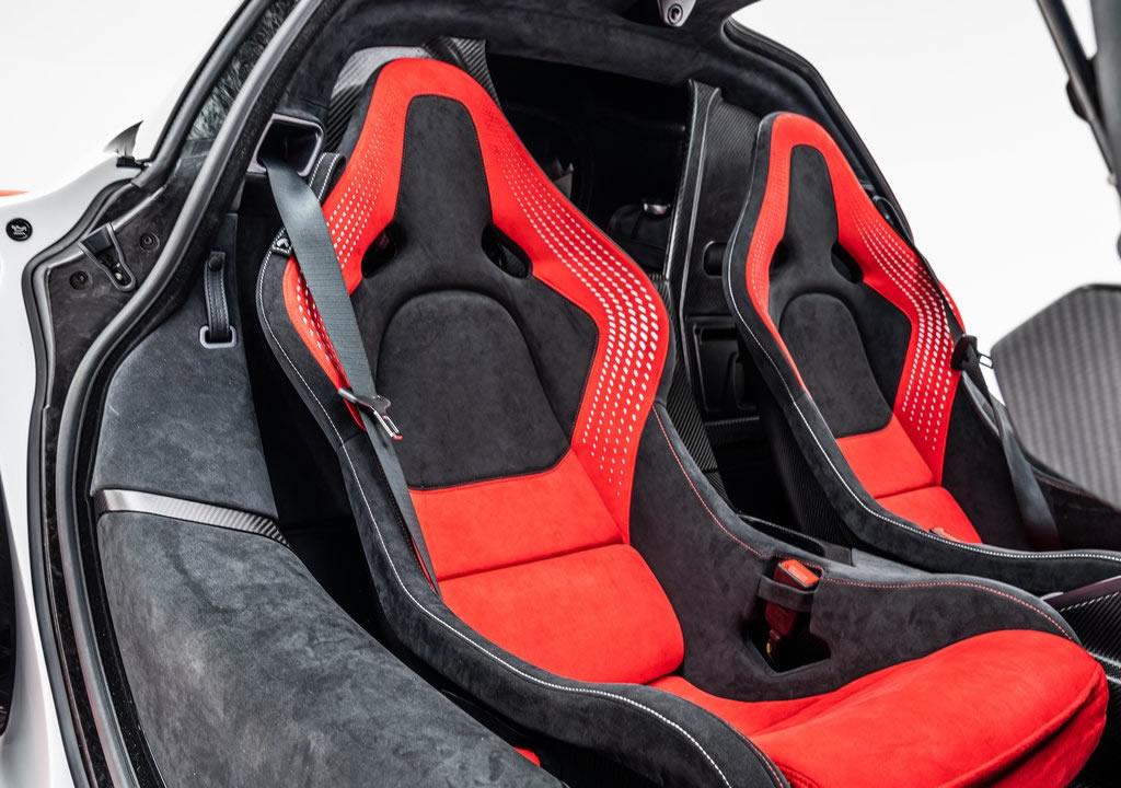2021 McLaren Sabre by MSO İçi