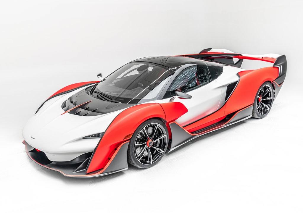 2021 McLaren Sabre by MSO Fotoğrafları