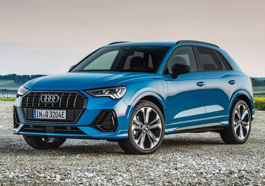 2021 Yeni Audi Q3 45 TFSI e Özellikleri