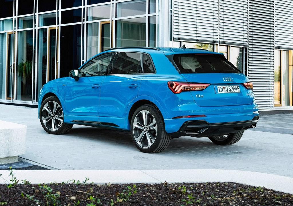 2021 Yeni Audi Q3 45 TFSI e Teknik Özellikleri