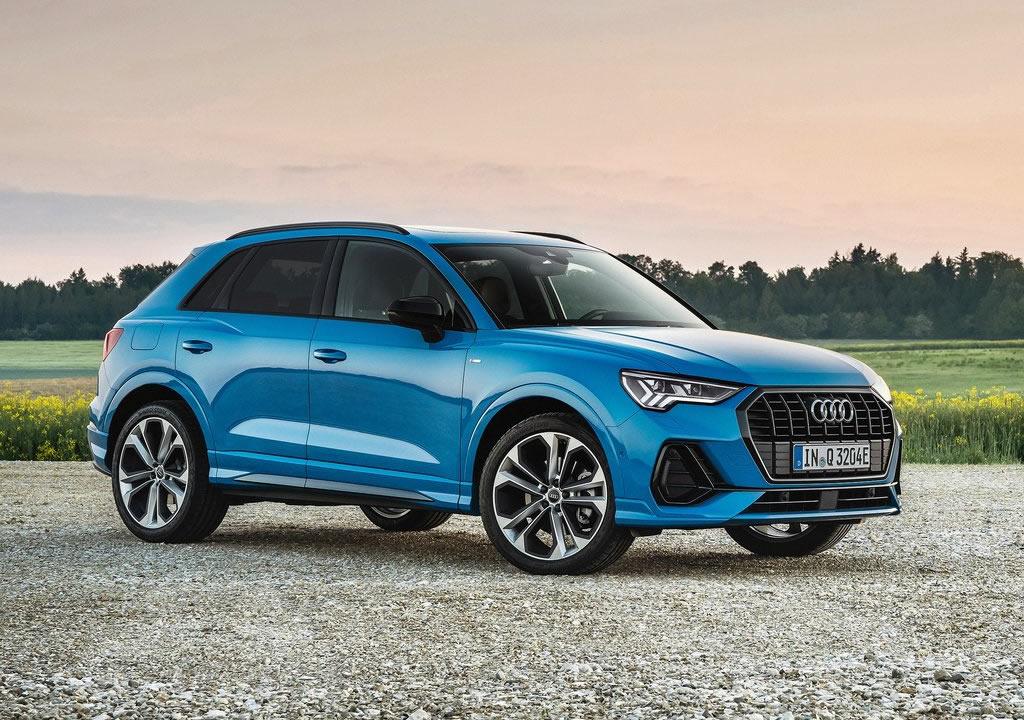 2021 Yeni Audi Q3 45 TFSI e