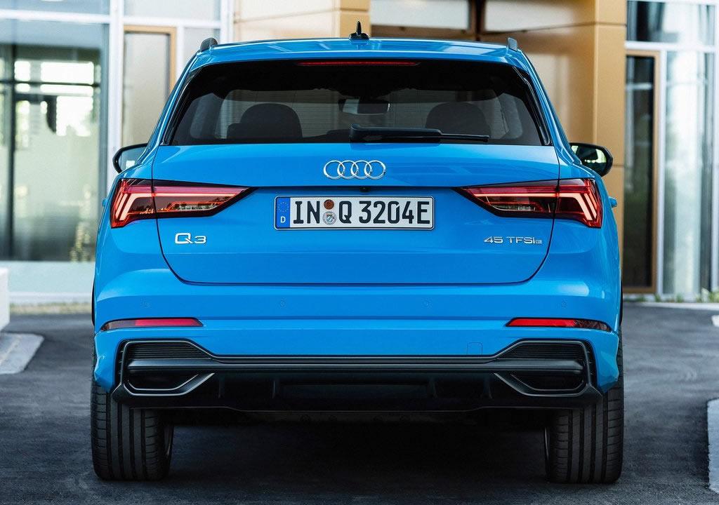 2021 Yeni Audi Q3 45 TFSI e 0-100 km/s