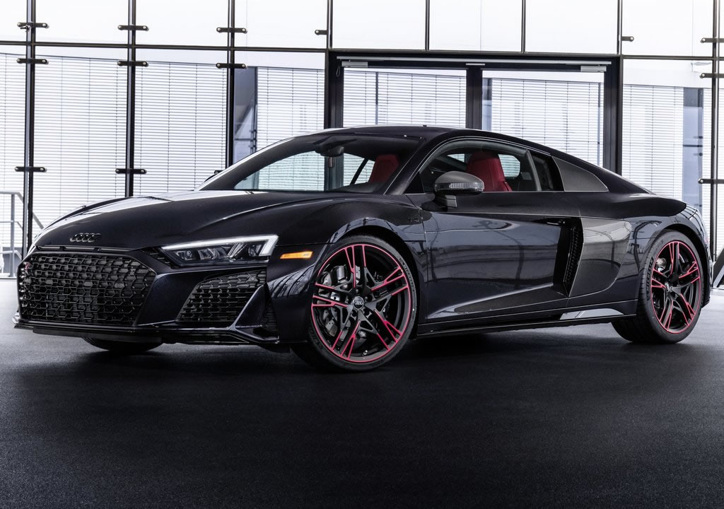 2021 Yeni Audi R8 RWD Panther Edition