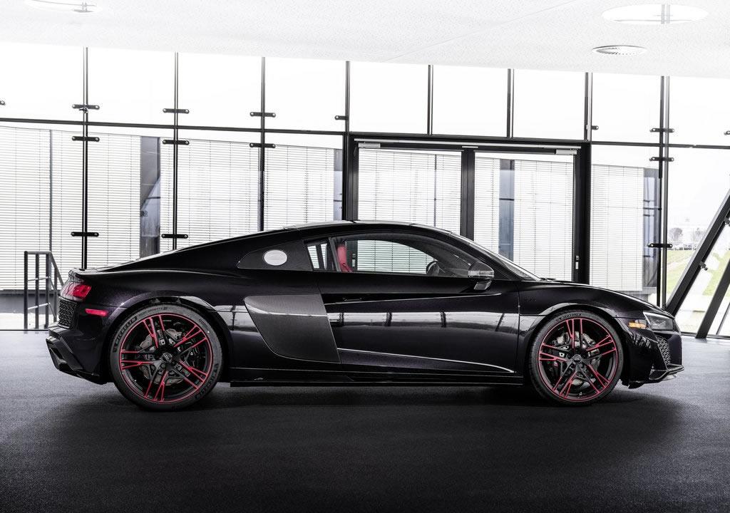 2021 Yeni Audi R8 RWD Panther Edition Teknik Özellikleri