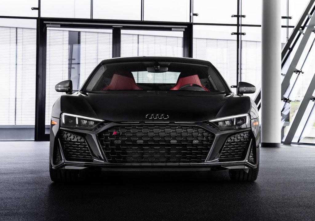 2021 Yeni Audi R8 RWD Panther Edition Donanımları
