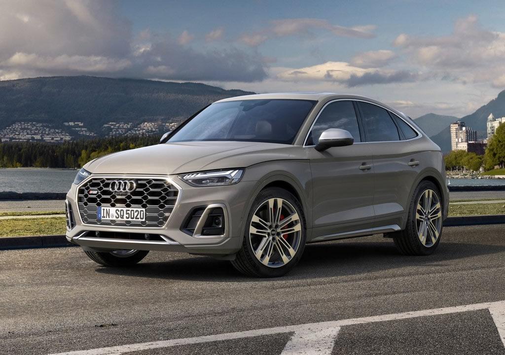 2021 Yeni Audi SQ5 Sportback TDI Teknik Özellikleri